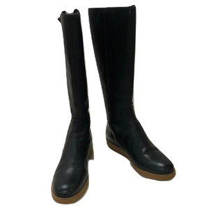 Cole Haan Waterproof Leather Boots, Size 9.5